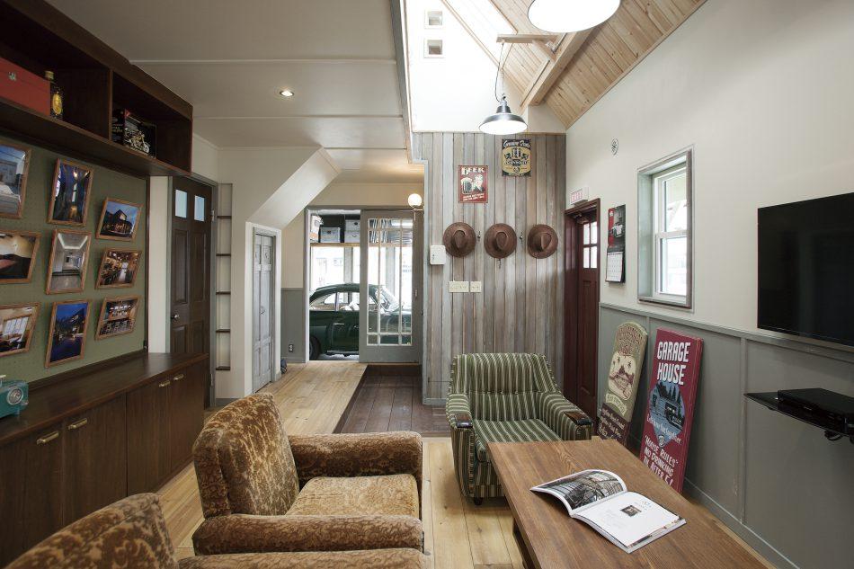 アメリカンな開放感あふれるゆったりとしたスローライフを実現できる家の画像5