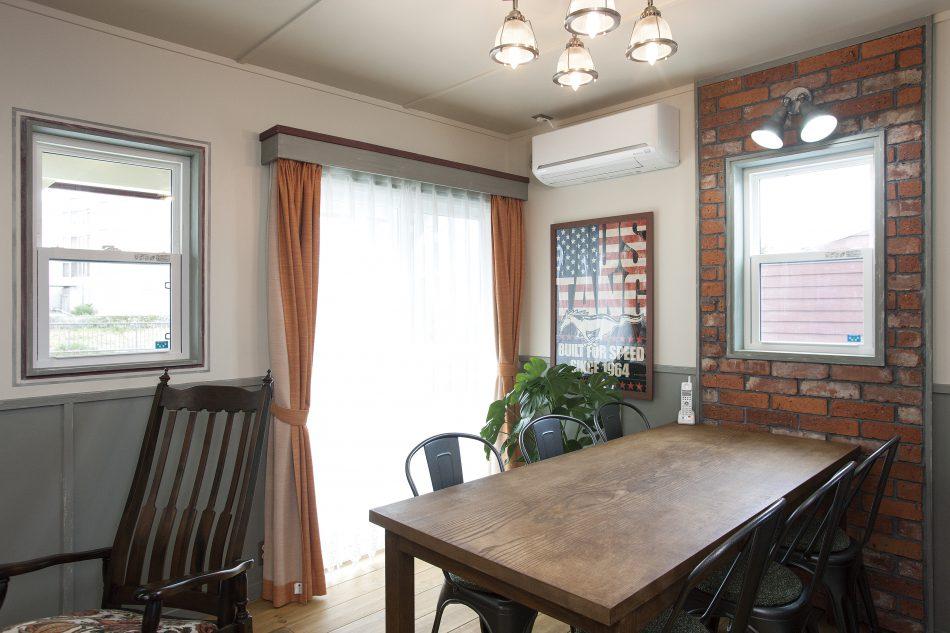 アメリカンな開放感あふれるゆったりとしたスローライフを実現できる家の画像6
