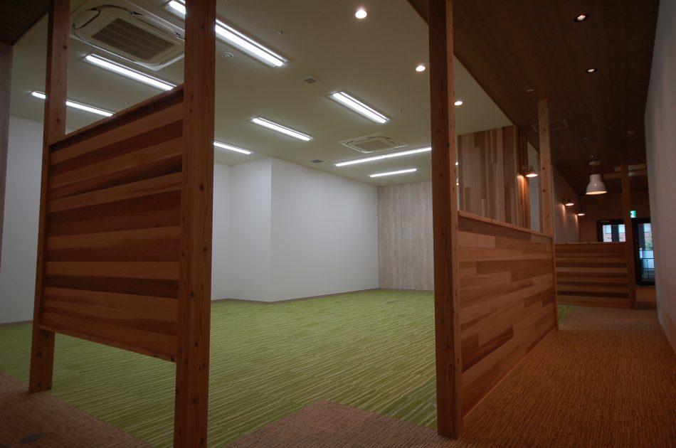 オフィスをナチュラルなここち良い空間への画像4
