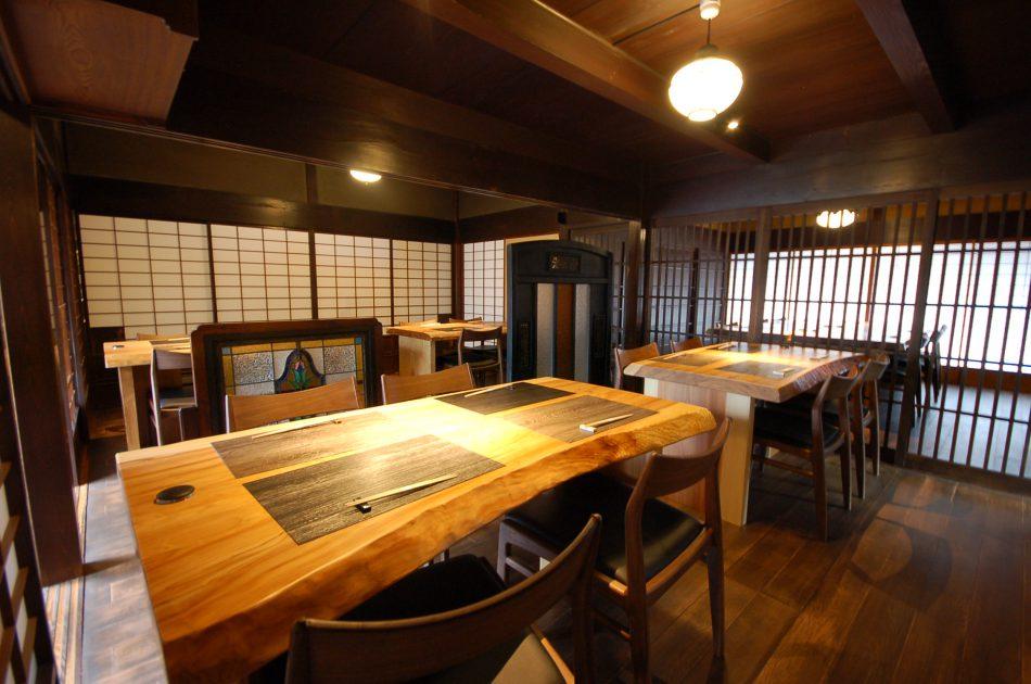築100年超える近江商人宅をリノベーションの画像4